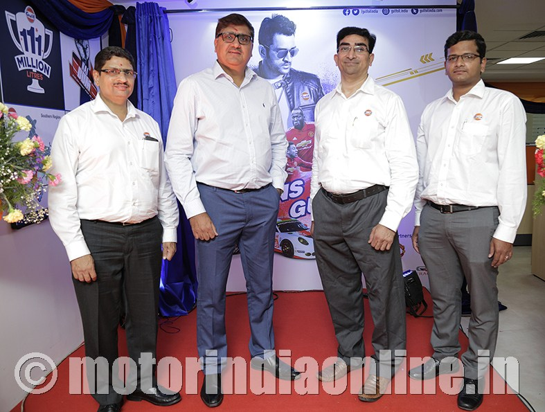 Gulf Oil Lubricants India expands southern market presence