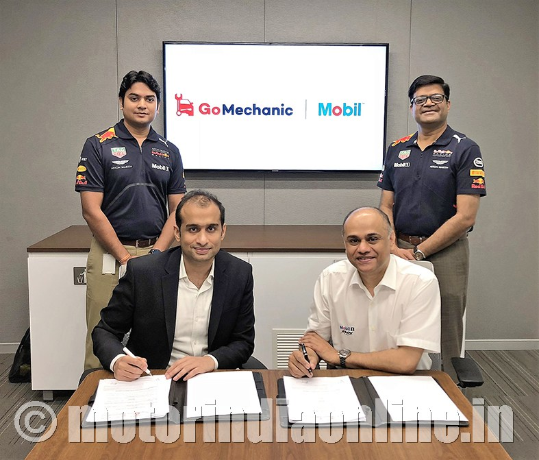 ExxonMobil partners with GoMechanic to offer complete car care