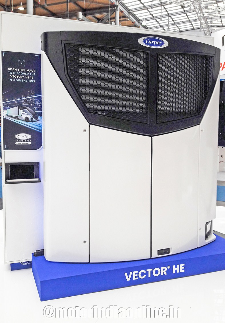 Carrier Transicold Unveils New Ultra Efficient Flagship Vector He Motorindia Autotracer is a free online image vectorizer. carrier transicold unveils new ultra