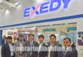 Mr. Vinay N, Assistant Manager, Mr. Takashi Shirafuji, General Manager, Exedy Clutch India Pvt. Ltd., Mr. Shingo Susa, Asst. Managing Director, Exedy India Ltd., and Mr. Awanish Kumar Gupta, Manager - Sales and Marketing, Exedy India Ltd., (second, third, fourth and sixth from left respectively), with their colleagues