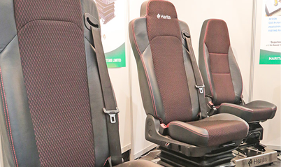 Harita Seating Systems to be merged with Minda Industries