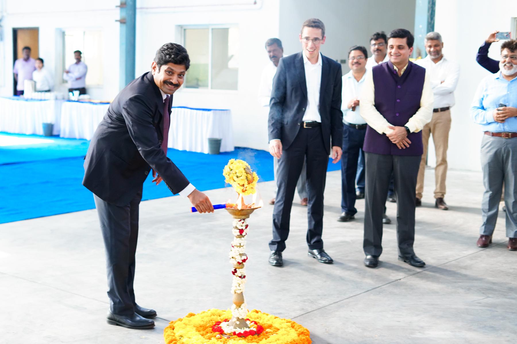 DHL Global Forwarding opens new SEZ logistics facility near